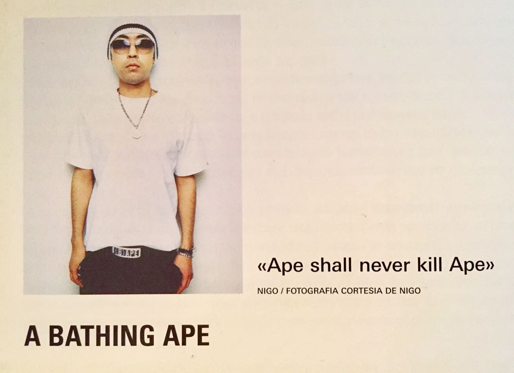 InfoFashion No.1: A Bathing Ape